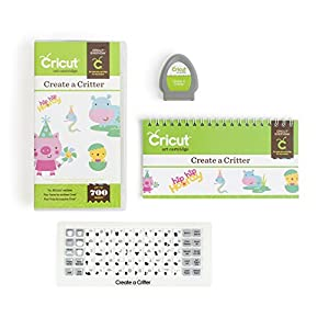 Cricut Cartridge, Create a Critter