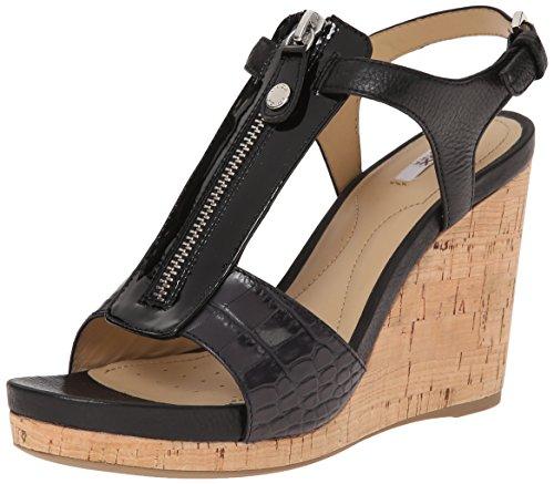 Geox Donna Victory sandali con tacco nero Size: EU 38.5