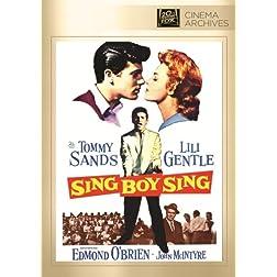 Sing, Boy, Sing