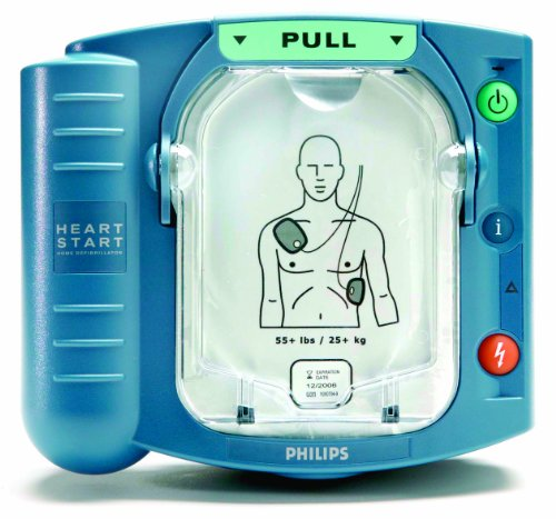 Philips HeartStart HS1 Semi-Automatic Defibrillator with AED Training Course