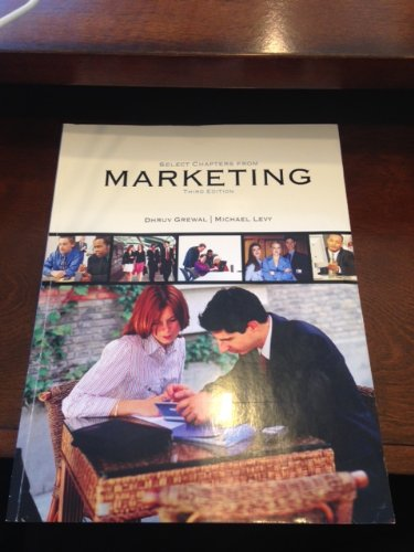 marketing grewal levy 3rd edition pdf
