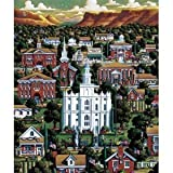 Dowdle Folk Art 4th in Dixie 500pc 16x20 Puzzles