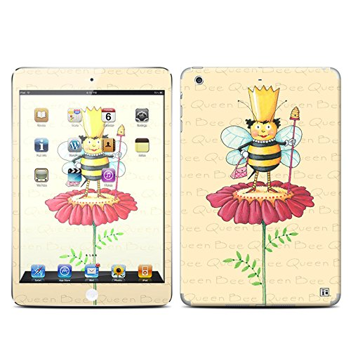 Queen Bee Design Protective Decal Skin Sticker for Apple iPad Mini 2 w/ Retina Display (Matte Satin) (Queen Bee Electronic compare prices)