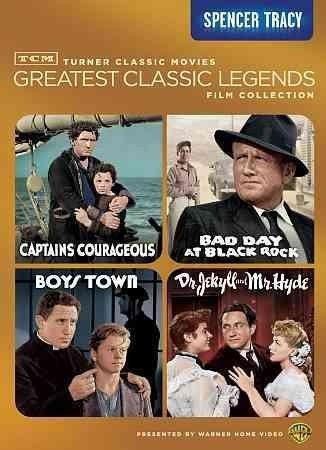 TCM GREATEST:LEGENDS SPENCER TRACY TCM GREATEST:LEGENDS SPENCER TRACY
