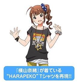 アイドルマスターミリオンライブ! HARAPEKO Tシャツ ブラック サイズ:L