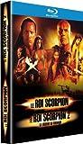 echange, troc Le Roi Scorpion + Le Roi Scorpion - Guerrier de légende [Blu-ray]