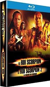 Le Roi Scorpion + Le Roi Scorpion - Guerrier de légende [Blu-ray]