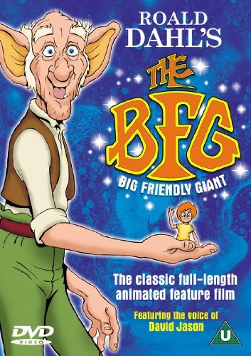The BFG [DVD] [1989] by David Jason