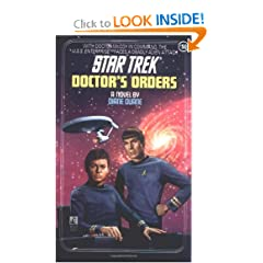 Doctor's Orders (Star Trek, Book 50) by Diane Duane