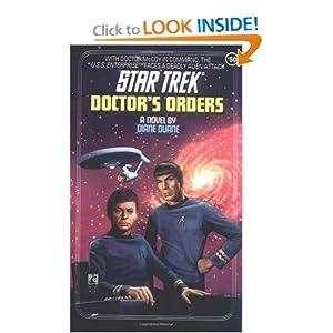 Doctor's Orders - Diane Duane
