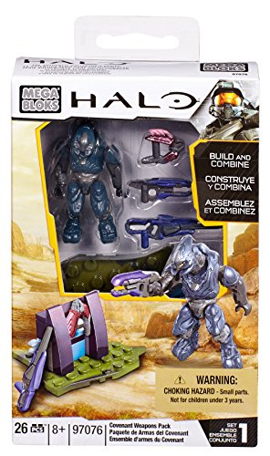 Mega Bloks Halo Covenant Weapons Pack