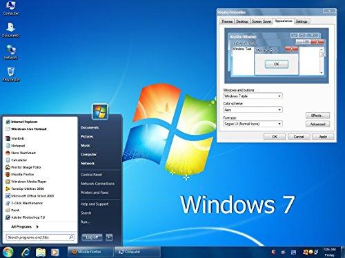 Windows 7 SP-1 Edizioni Home Premium 32-Bits Italiano Penna USB Reinstallare, Ripristinare, Riparare