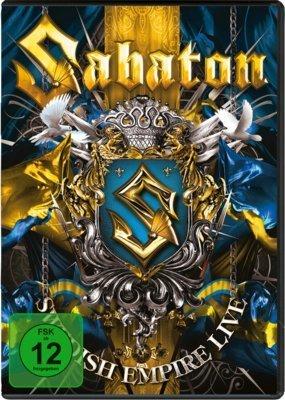 Sabaton - Swedish Empire Live (2 Dvd)