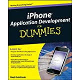 iPhone Application Development For Dummies (For Dummies (Computers)) ~ Neal Goldstein