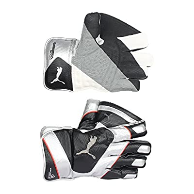 Puma grenadine-black Wicket keeping gloves