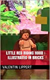 Little Red Riding Hood : Illustrated in Bricks