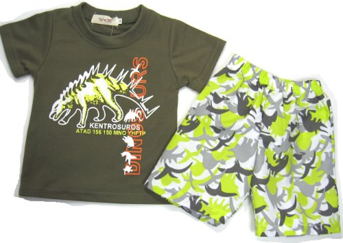 Dinosaur Clothes For Kids front-1027119