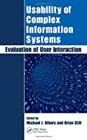 Usability of Complex Information Systems: Evaluation of User Interaction ebook download