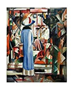 Especial Arte Lienzo Grove - Macke August Multicolor