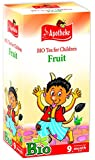 Apotheke organic 20 herbal and fruit infusion tea bags for babies and kids from 9 months +