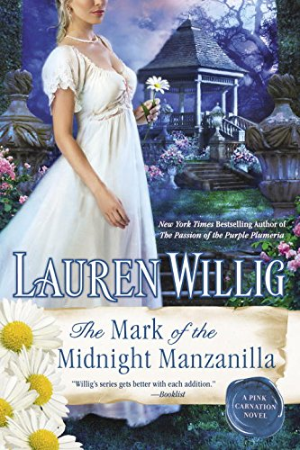 Image of The Mark of the Midnight Manzanilla: A Pink Carnation Novel