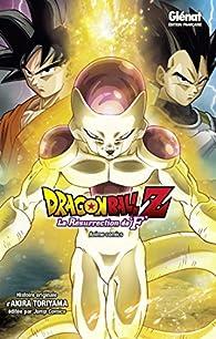 Dragon Ball Z La Résurrection De F