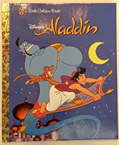 Disney's Aladdin (Little Golden Book) by Golden Books