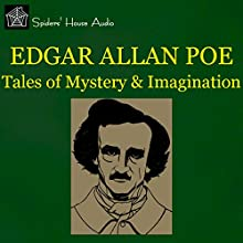 Tales of Mystery and Imagination Audiobook by Edgar Allan Poe Narrated by Roy Macready