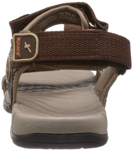 Sparx-Mens-Camel-Brown-Nylon-Sandals-and-Floaters-9-UK