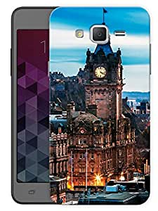 "Humor Gang London Big Ben View Printed Designer Mobile Back Cover For ""Samsung Galaxy j3"" (3D, Matte, Premium Quality Snap On Case)"