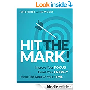 hit the mark book cover