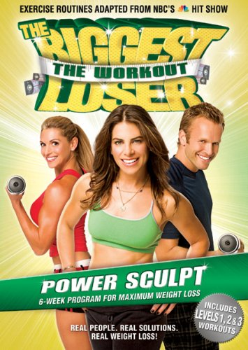 Biggest Loser Workout: Power Sculpt [DVD] [Region 1] [US Import] [NTSC]