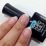 Best UV Soak Off Gel (Shellac) Nail Polish - Professional Grade - Requires UV or LED Nail Lamp - BONUS Downloadable at Home Gel Nail Guide Included