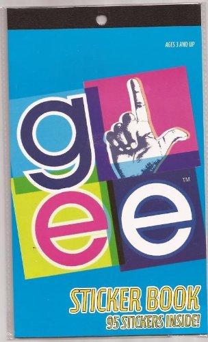 Glee Sticker Book ~ 95 Stickers by Skyhigh International [並行輸入品]