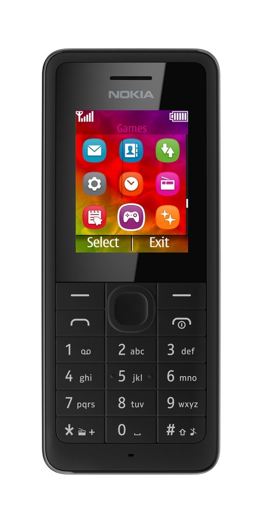 Nokia 106 with official warranty (PTA Approved)