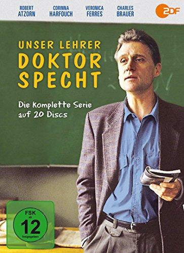 Unser Lehrer Doktor Specht - Die komplette Serie [20 DVDs]