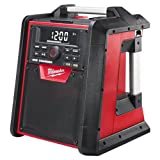 Milwaukee Electric Tool 2792-20 Electric Jobsite Radio/Charger (Color: Multi)