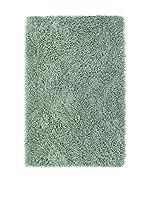COINCASA Alfombra de Baño 100 x 60 cm (Verde Agua)