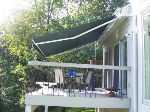 ALEKO® Retractable Awning 13' x 8' Patio Awning