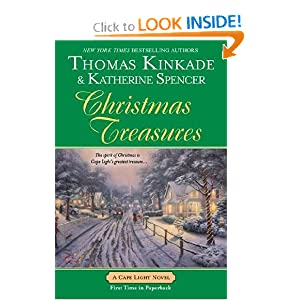 Christmas Treasures (Cape Light) Thomas Kinkade and Katherine Spencer