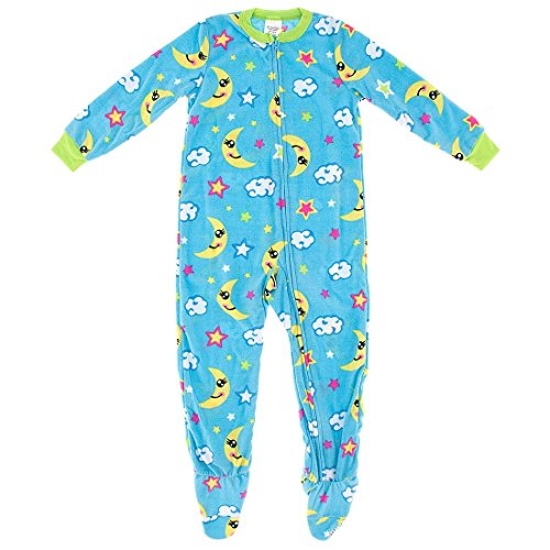 Kids Pajamas With Feet front-840476