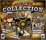Adventure Collection: 3 Games - Wild West Quest + S.O.S World Journeys + Hide & Secret: Cliffhanger Castle