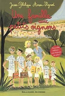 Une famille aux petits oignons : histoires des Jean-Quelque-Chose, Arrou-Vignod, Jean-Philippe