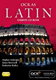 Latin for OCR AS OxBox CD-ROM (0199126623) by Morwood, James