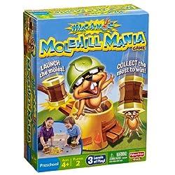 Fisher Price Whac A Mole Molehill Mania Game Whack A Mole Launching Fun
