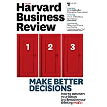 Harvard Business Review, May 2015  by Harvard Business Review Narrated by Todd Mundt