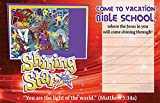 Vacation Bible School (Vbs) 2015 Shining Star Outdoor Banner: See the Jesus in Me!