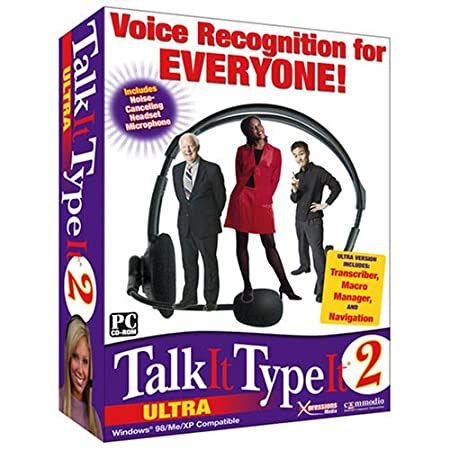 Talk It Type It 2 Ultra