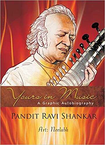 Yours in Music: A Graphic Autobiography price comparison at Flipkart, Amazon, Crossword, Uread, Bookadda, Landmark, Homeshop18