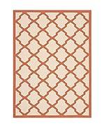 SAFAVIEH Alfombra Samanna Multipurpose Indoor/Outdoor (Beige)